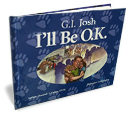 G.I. Josh I'll Be O.K. Book